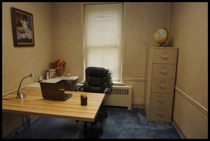Sample Entrepreneur Style Office